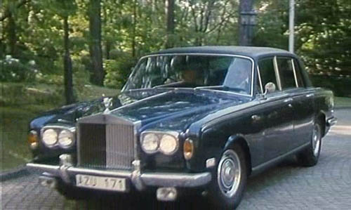 1974 Rolls royce Silver Shadow #11