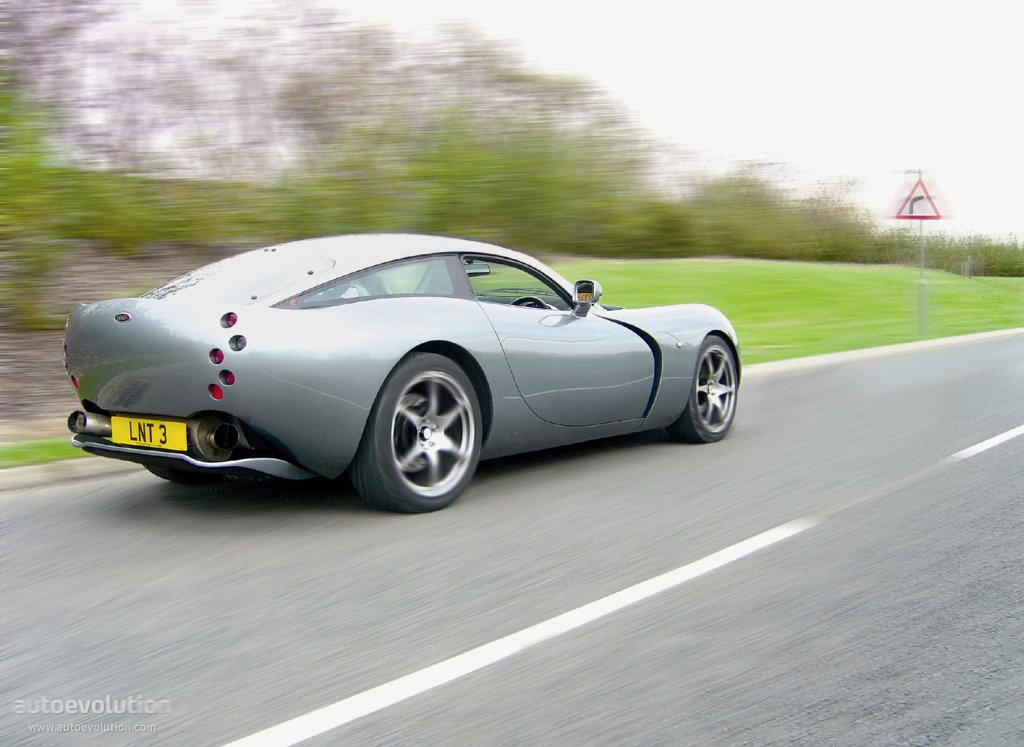 2006 Tvr Tuscan #1