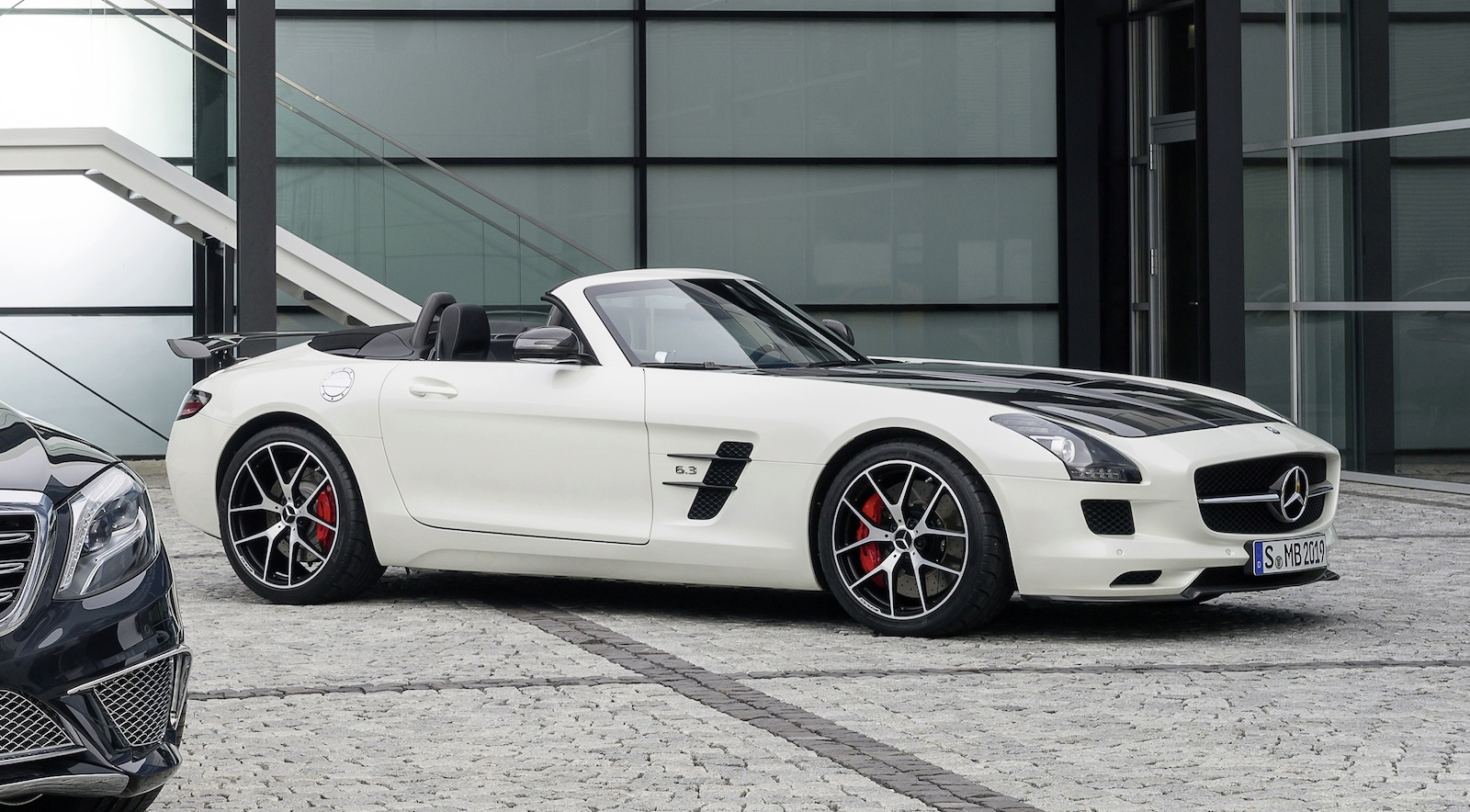 Mercedes-Benz Sls Amg Gt Final Edition #2