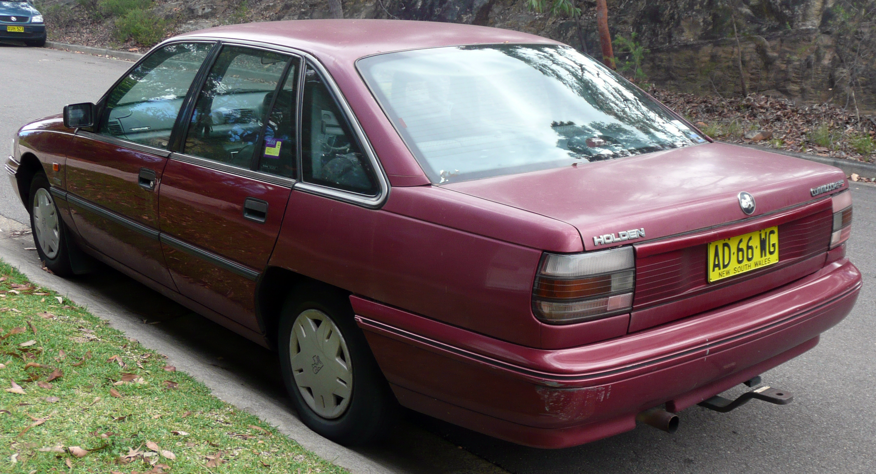 1992 Holden Commodore #4