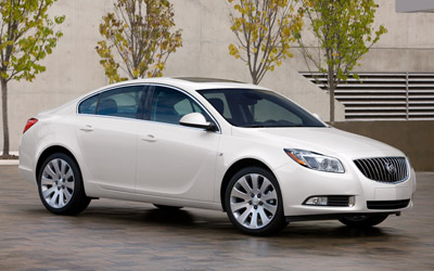 2011 Buick Regal #6