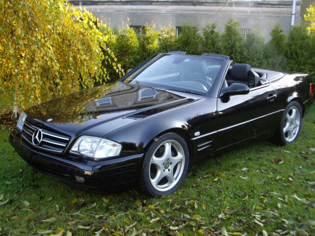 1994 Mercedes-Benz SL #2