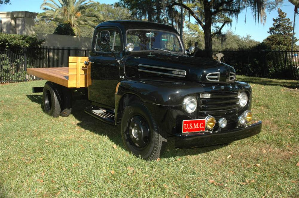 1948 Ford F #11