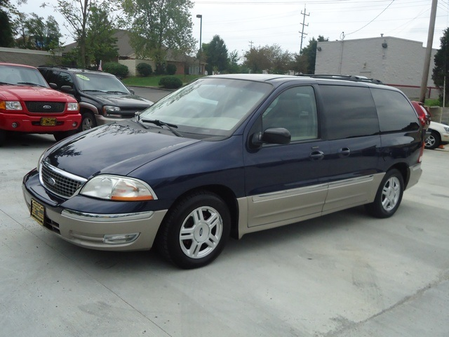 2002 Ford Windstar #3