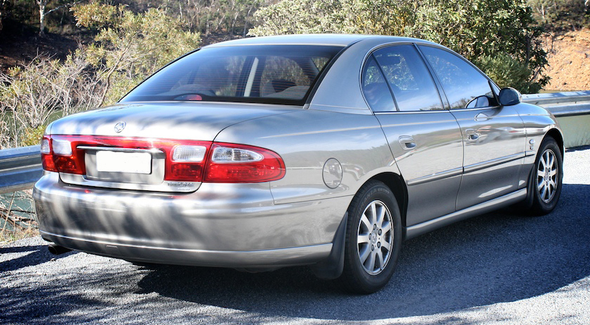 2002 Holden Berlina #2