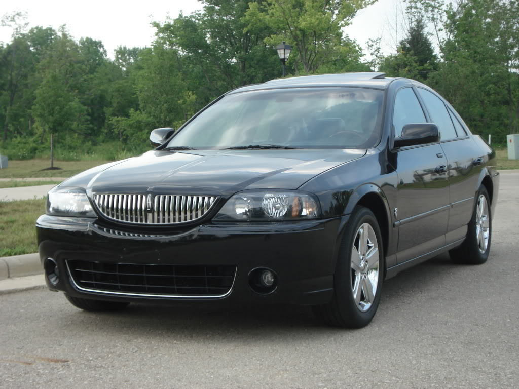 2005 Lincoln Ls Photos Informations Articles