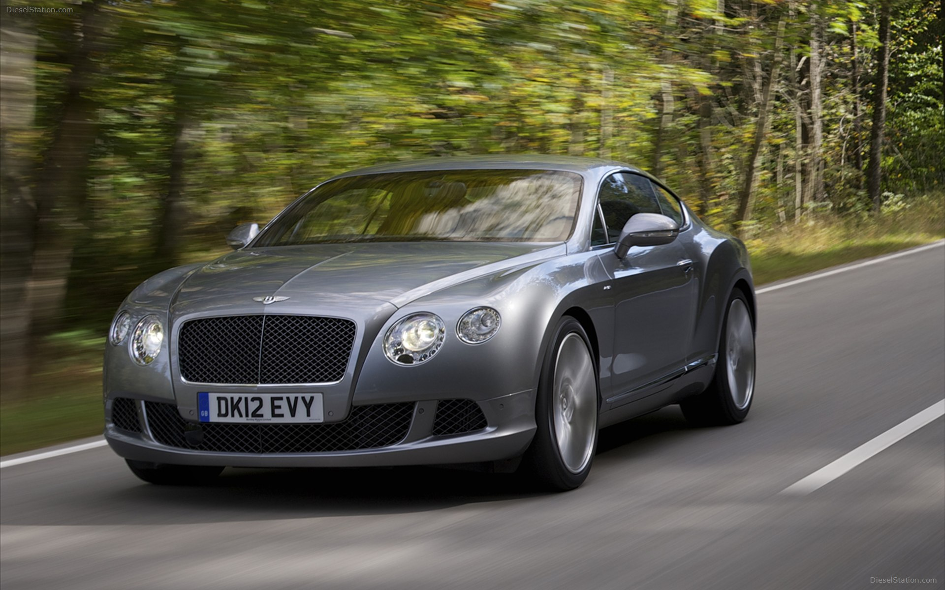 2013 Bentley Continental Gt Speed #7