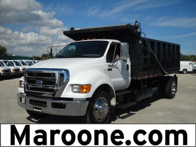 2007 Ford F-650 #5