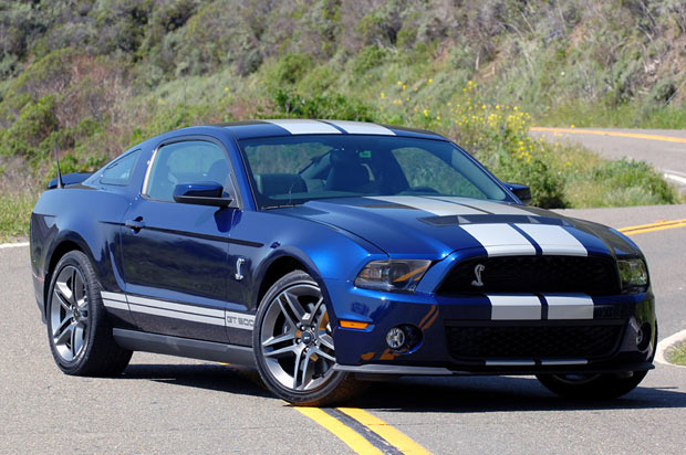 2012 Ford Shelby Gt500 #5