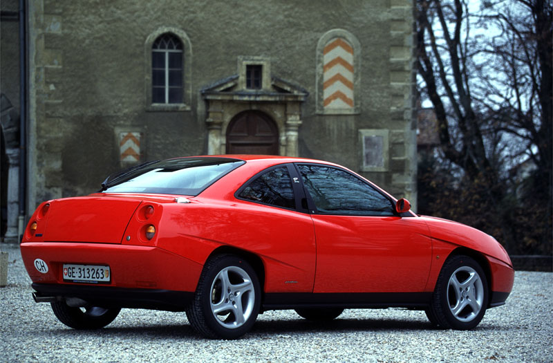 1996 Fiat Coupe #7