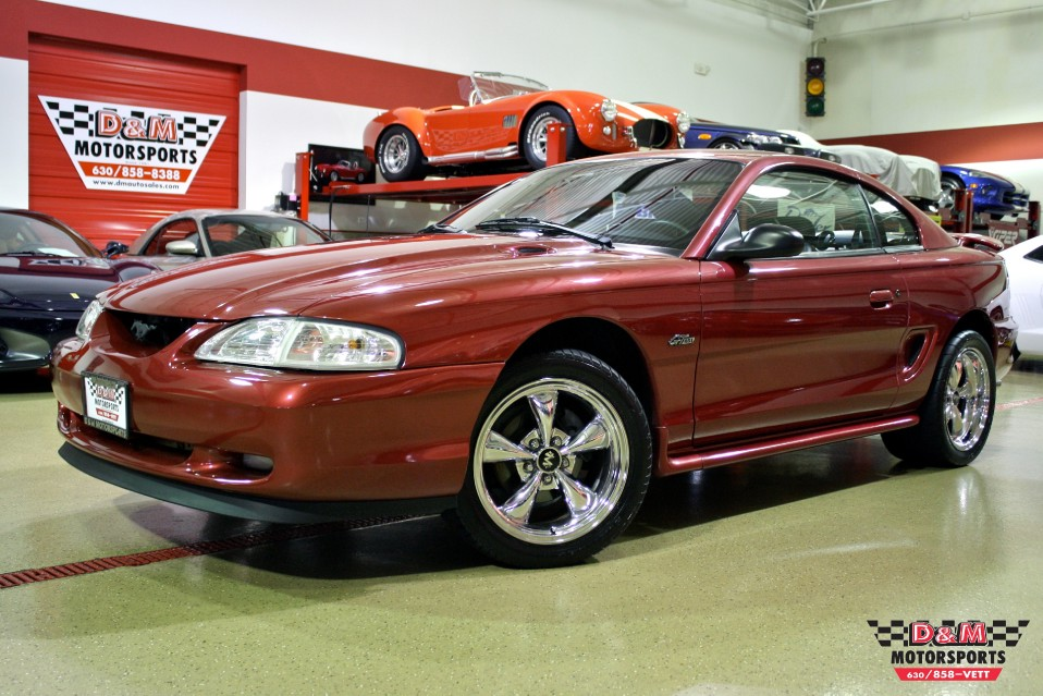 1997 Ford Mustang #14