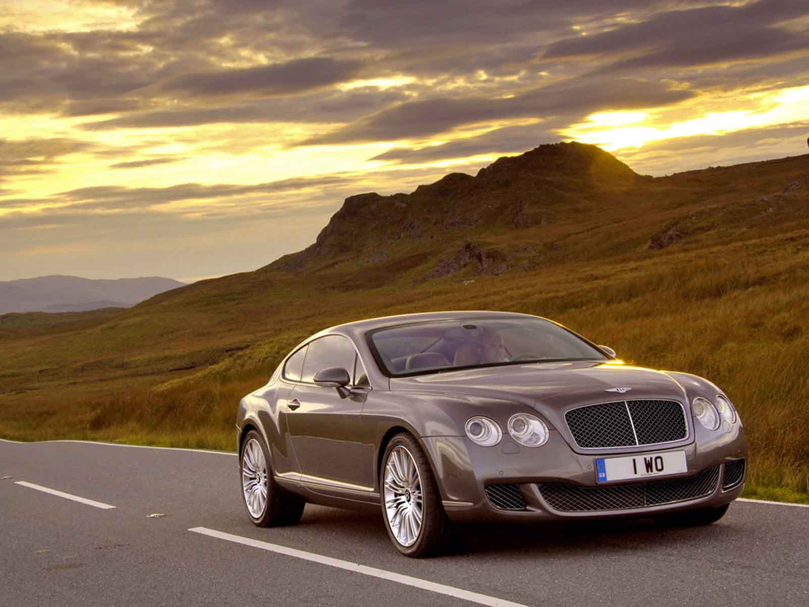 2009 Bentley Continental Gt Speed #10