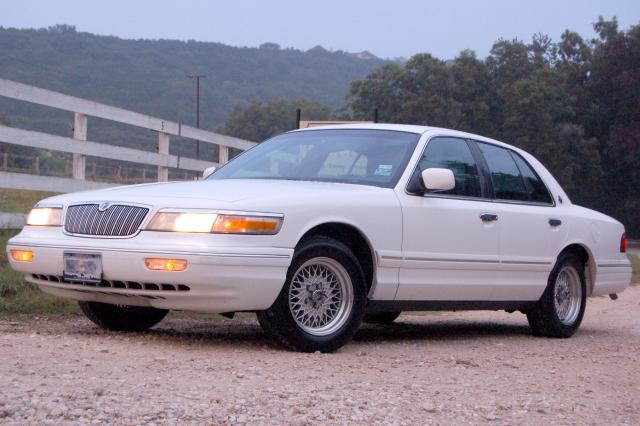 1996 Mercury Grand Marquis #7