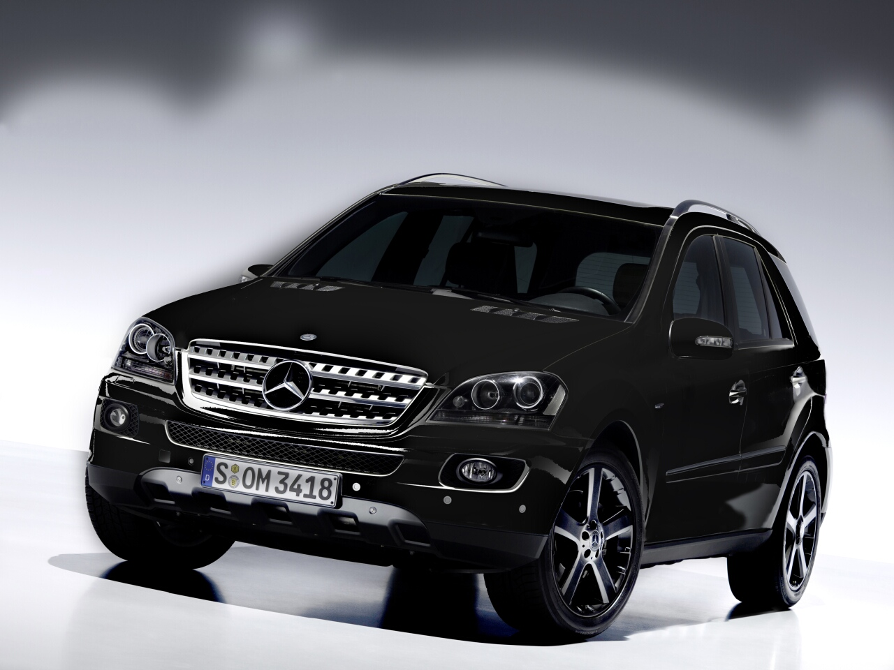 Mercedes-Benz ML #3