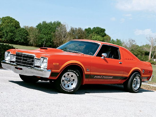1975 Plymouth Volare #10