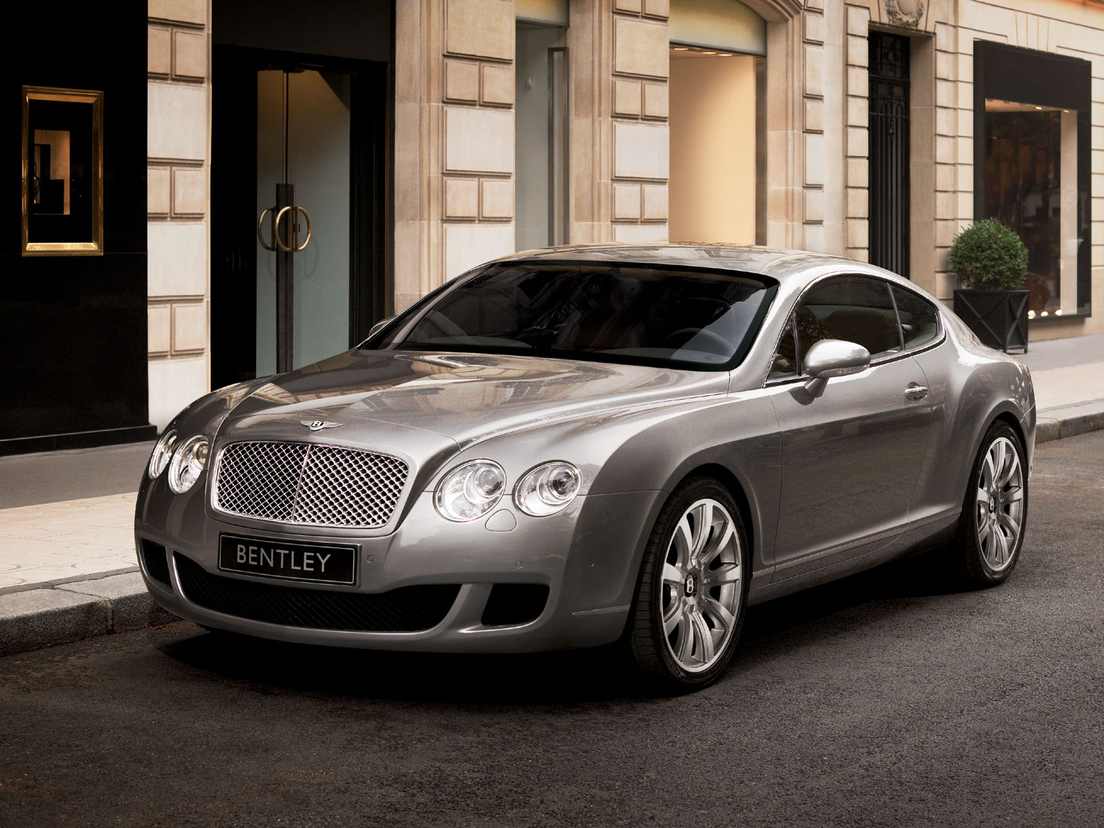 2009 Bentley Continental Gt Speed #6