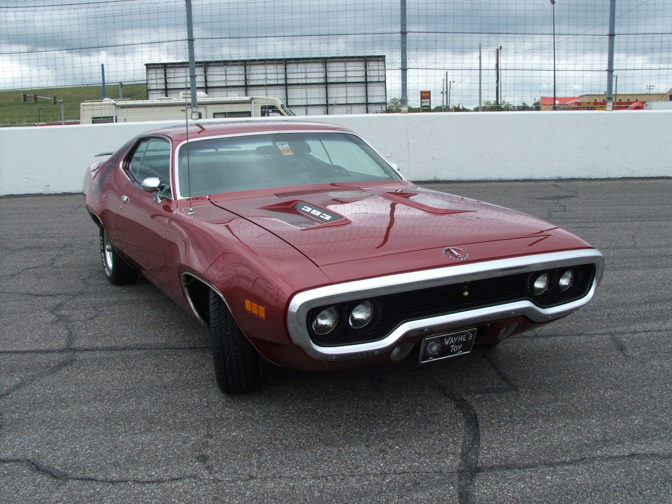 1971 Plymouth Road Runner #3