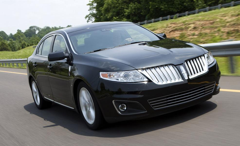2009 Lincoln Mkz #6