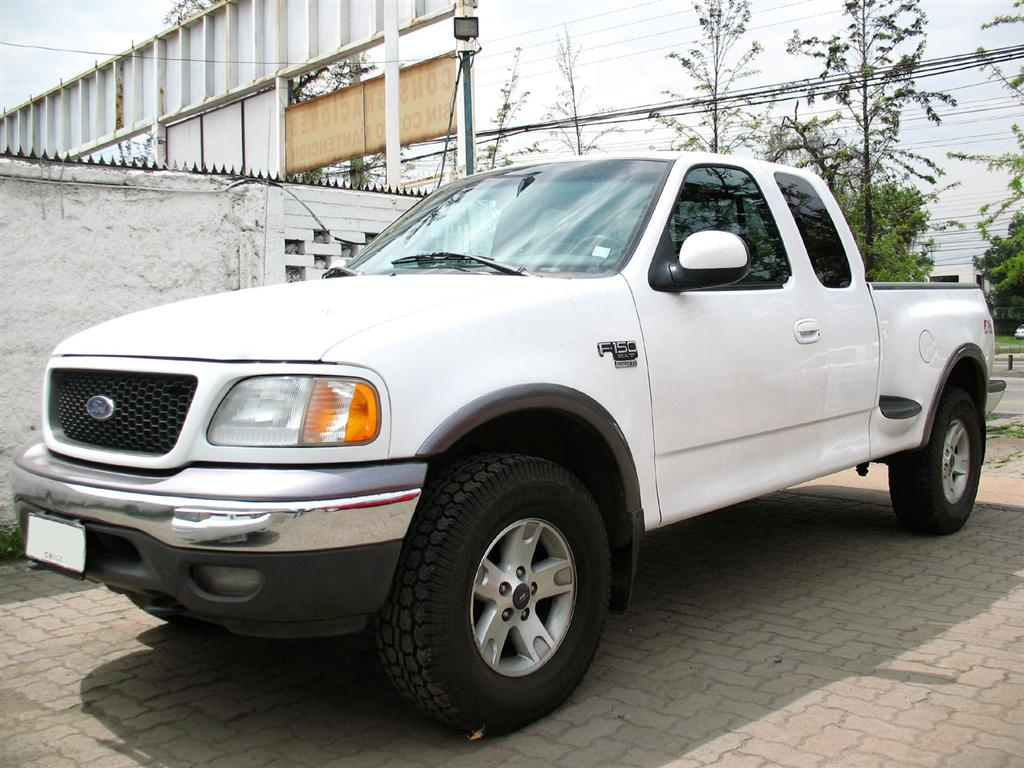 2002 ford f 150 photos informations articles. Black Bedroom Furniture Sets. Home Design Ideas
