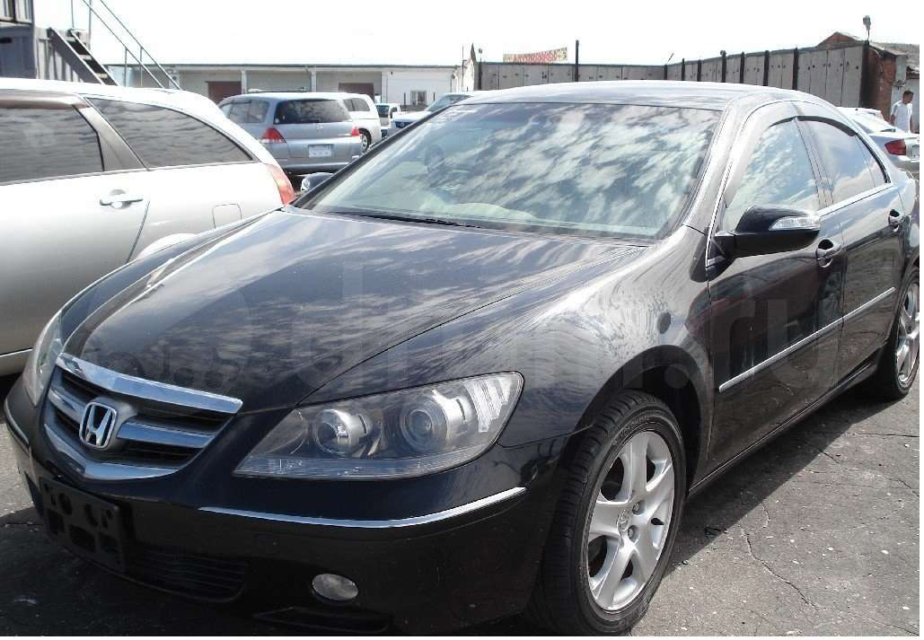 2004 Honda Legend #12