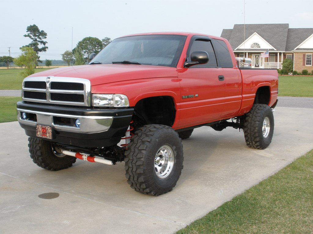 Large on 1998 Dodge Ram 3500 Specifications