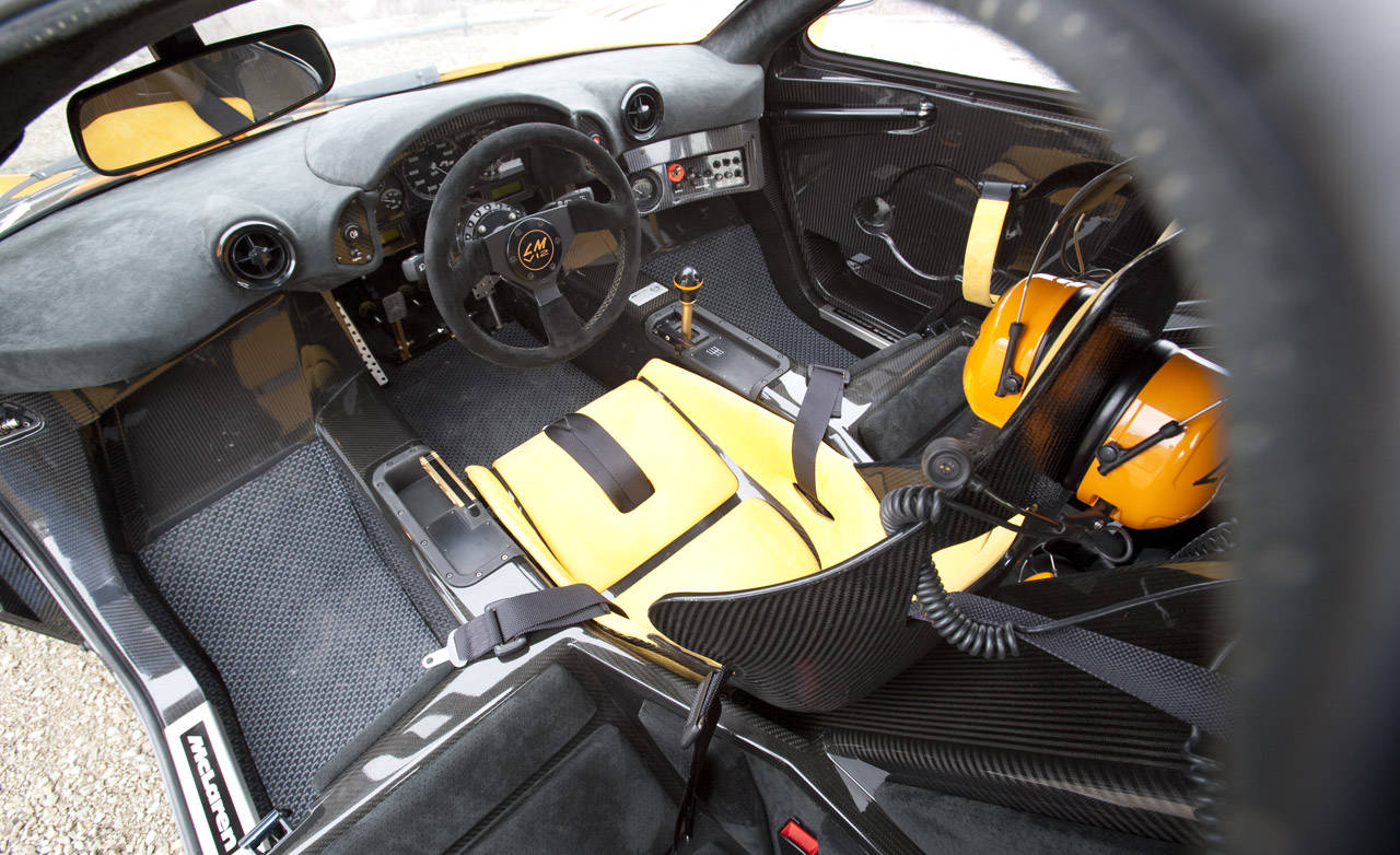 mclaren f1 lm photos informations articles. Black Bedroom Furniture Sets. Home Design Ideas