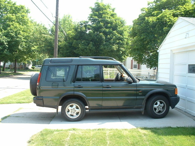 2001 Land Rover Discovery Series Ii #13