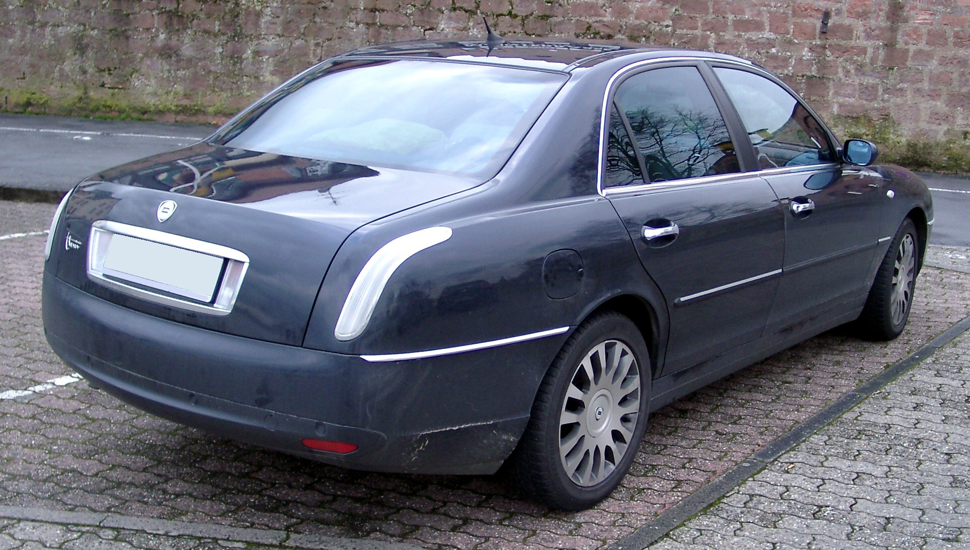 2005 Lancia Thesis Photos, Informations, Articles - BestCarMag.com