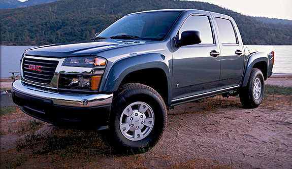 2007 GMC Canyon #3
