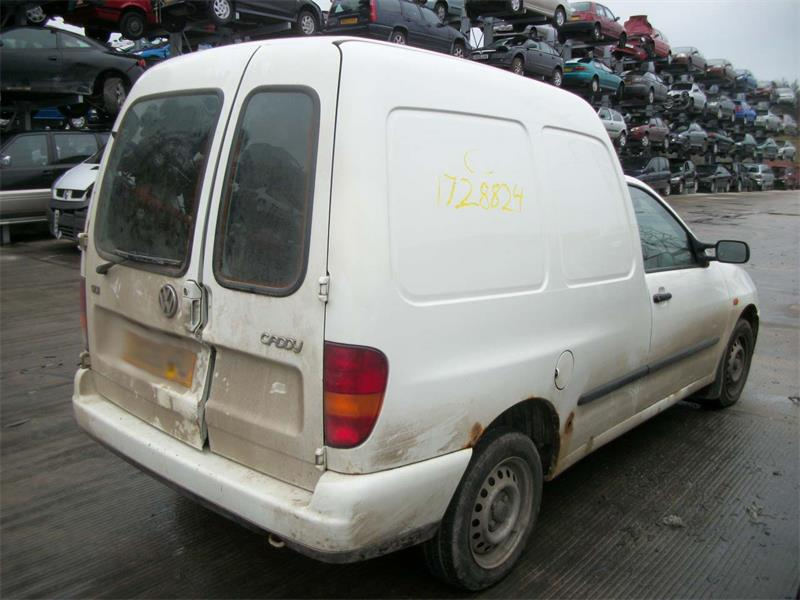 2000 Volkswagen Caddy #8