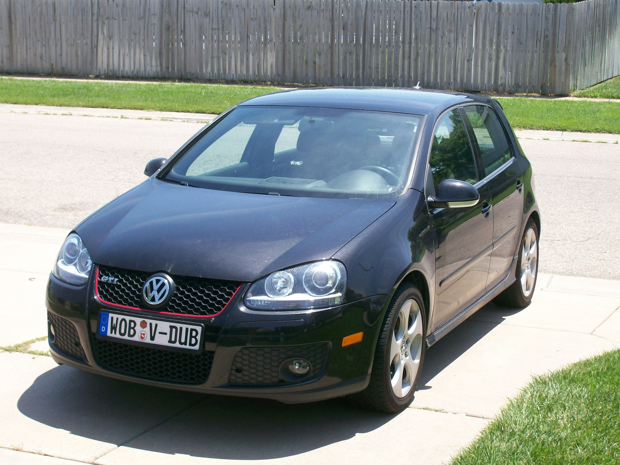 2008 Volkswagen Gti #8