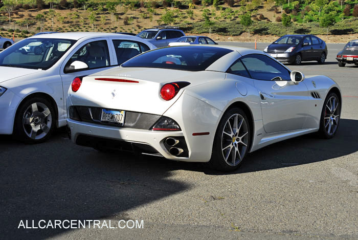 2010 Ferrari California #1