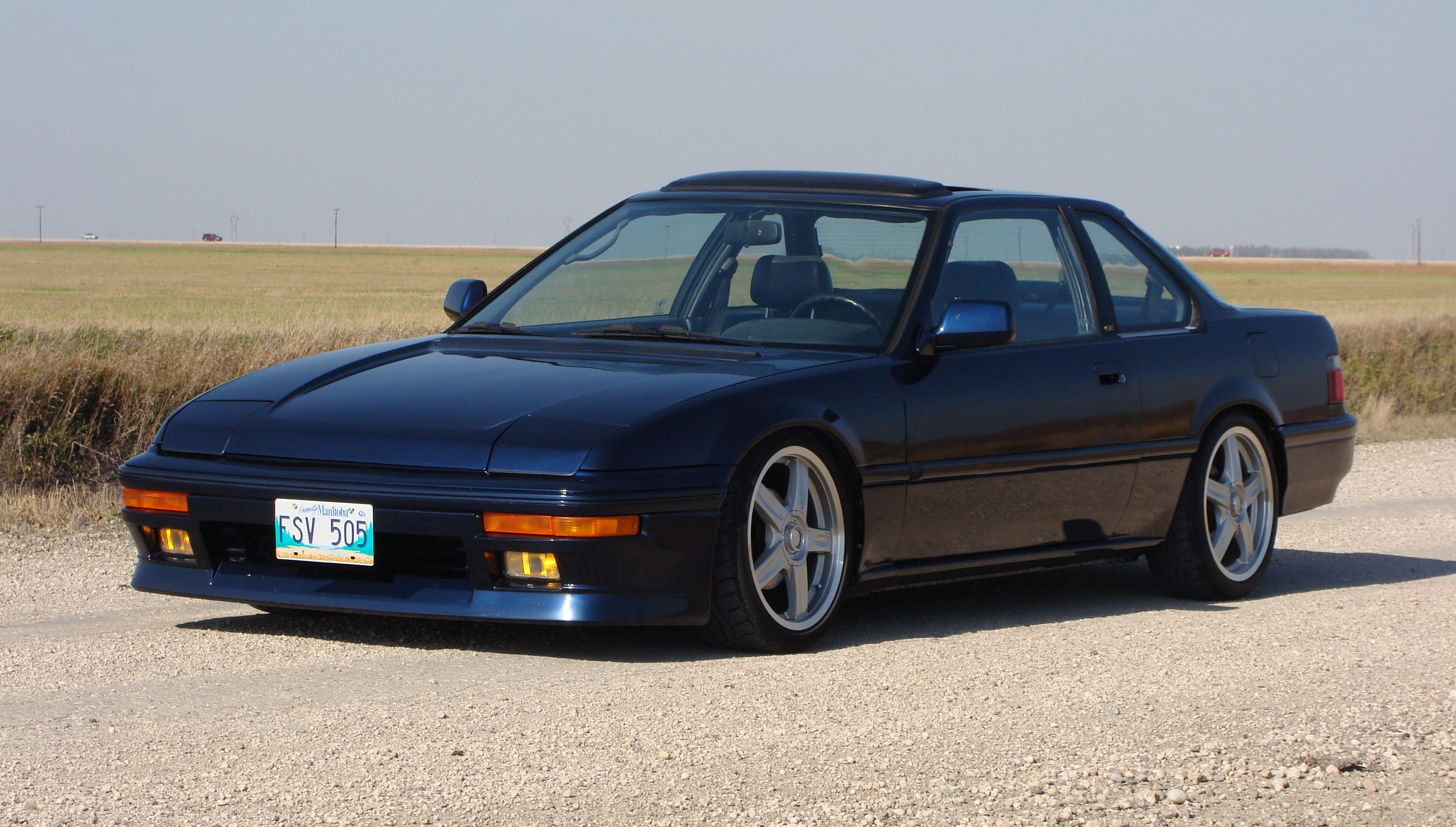 1991 Honda Prelude Photos Informations Articles
