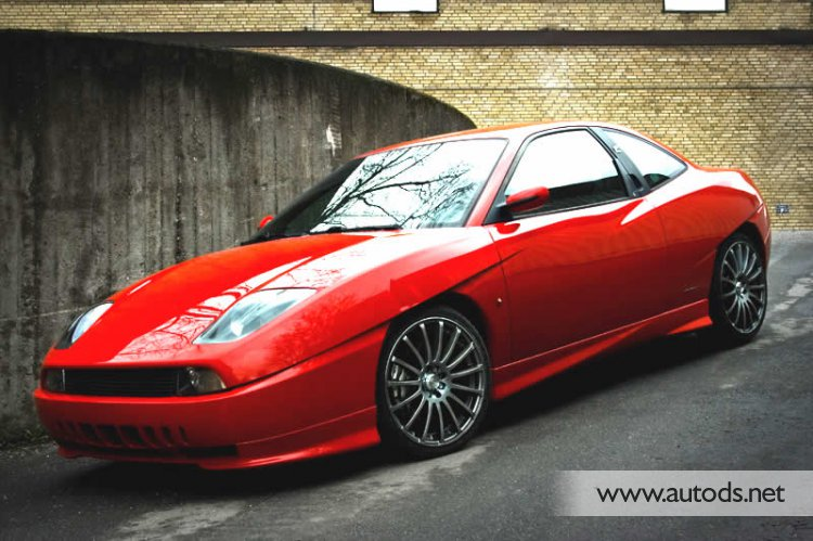 Fiat Coupe #19