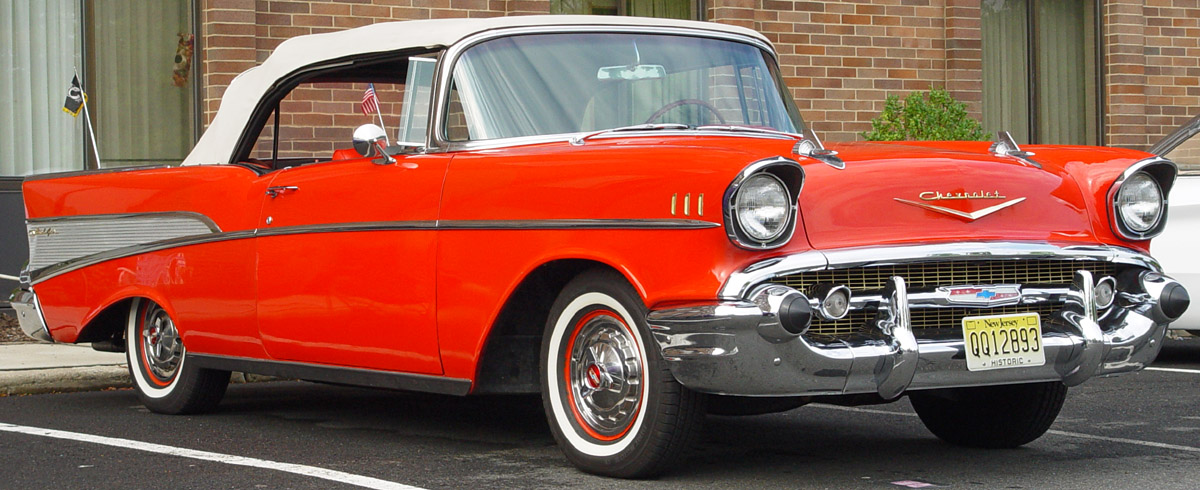 1957 Chevrolet Bel Air Photos, Informations, Articles - BestCarMag.com