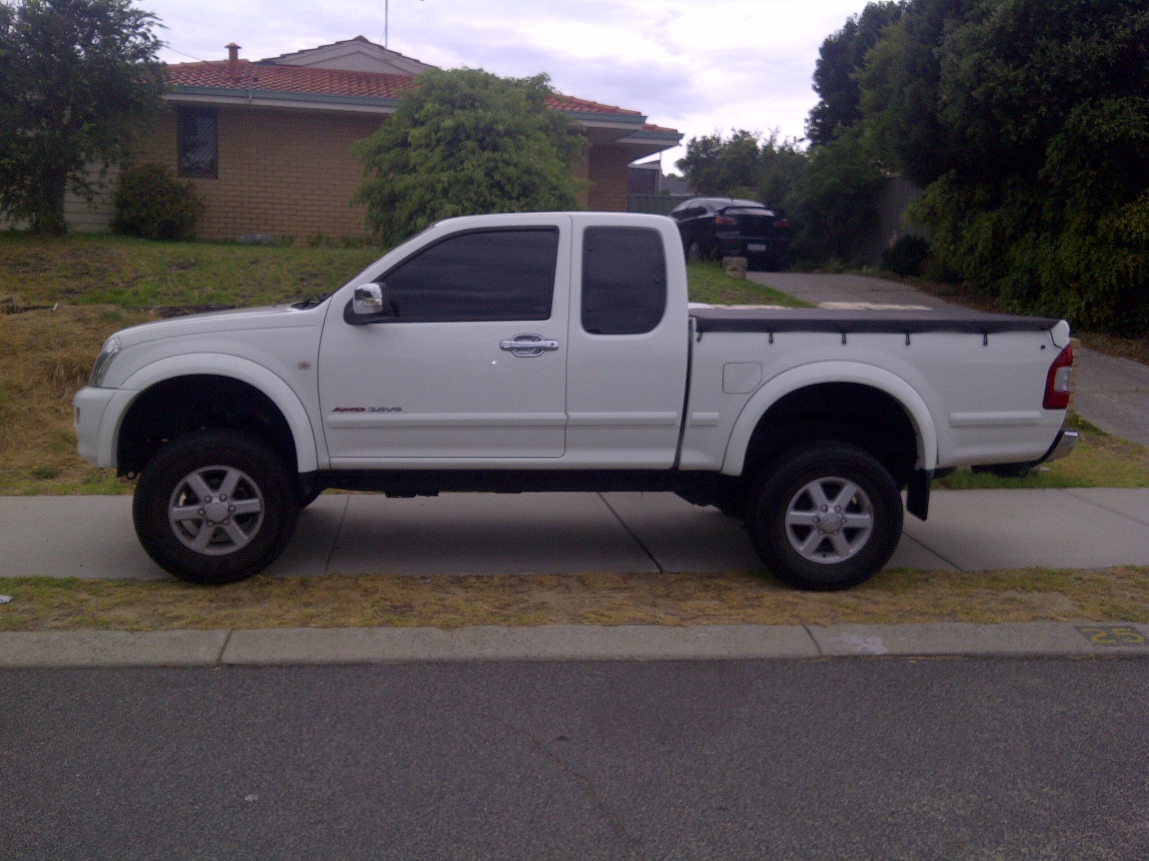 2005 Holden Rodeo #6