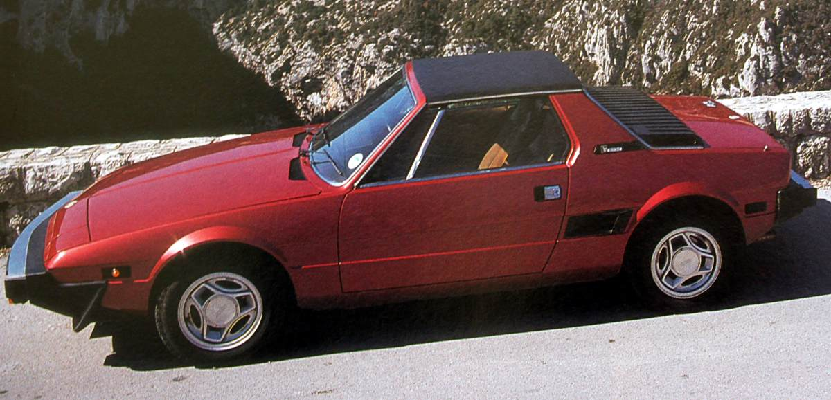 1972 fiat x1 9 photos informations articles. Black Bedroom Furniture Sets. Home Design Ideas