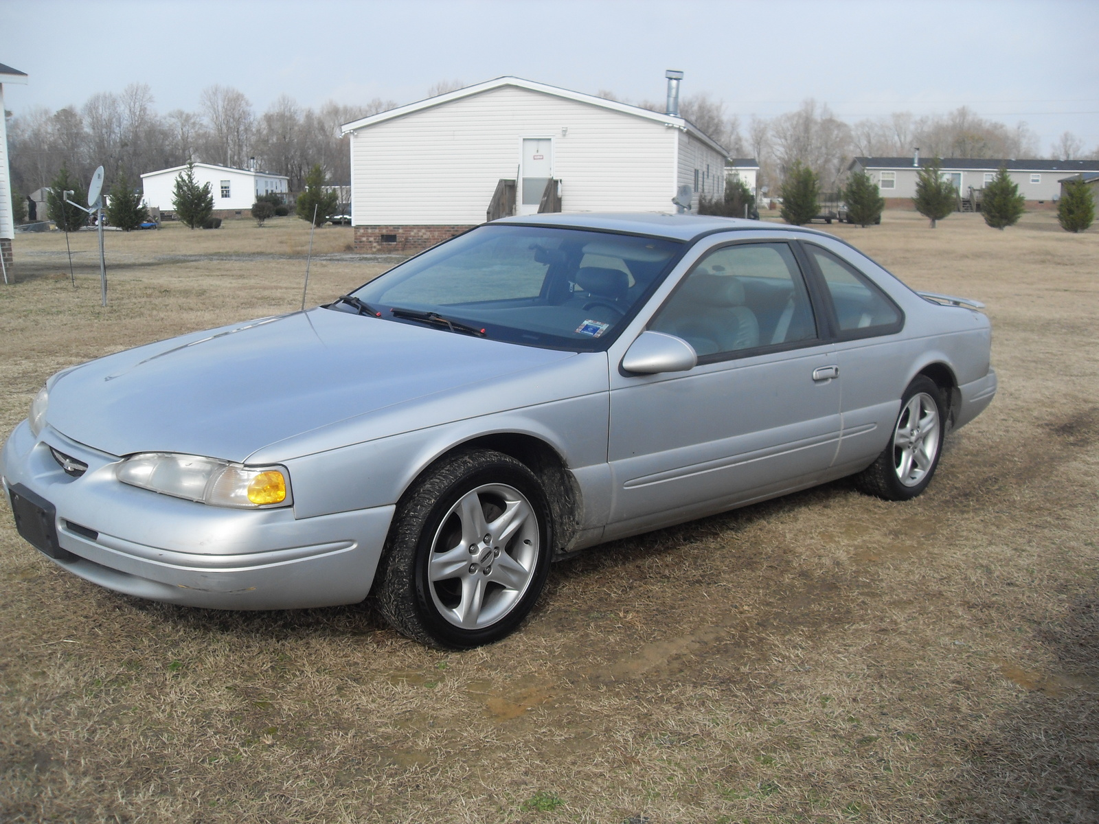 1996 Ford Thunderbird #2