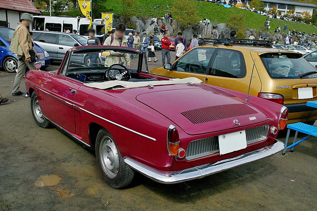 1962 Renault Caravelle #17