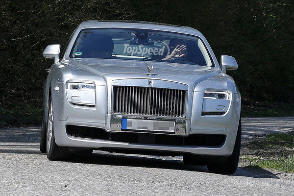 2014 Rolls royce Ghost #11
