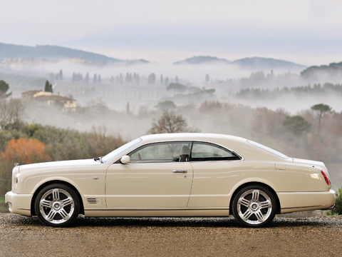 Bentley Brooklands #10