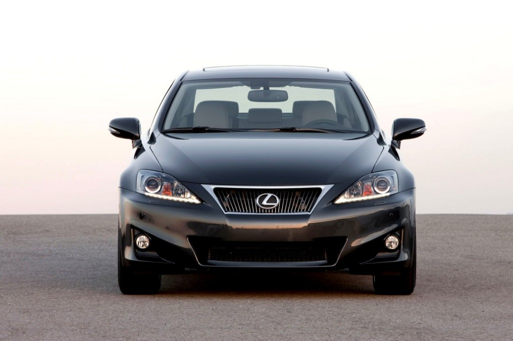 2012 Lexus Is 250 #12
