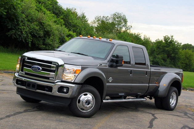 2007 Ford F-450 #10