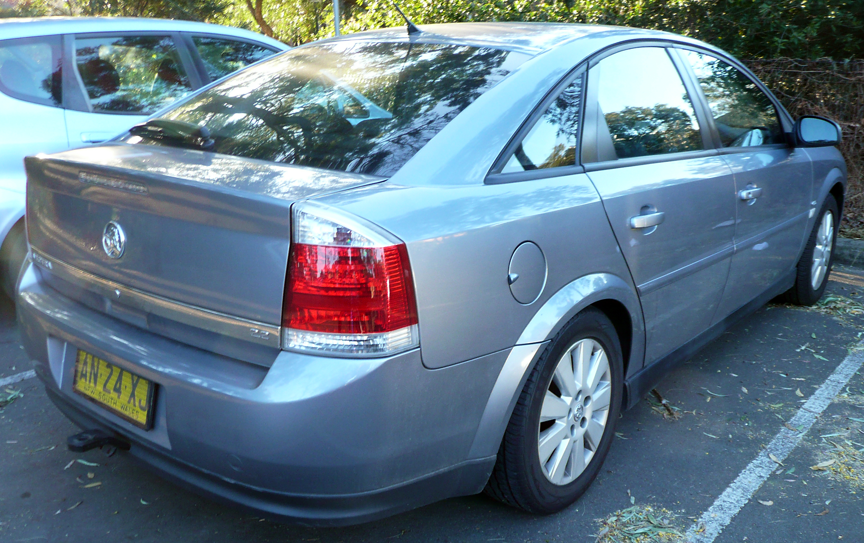 2004 Holden Vectra #4