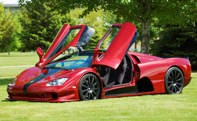 2006 SSC Ultimate Aero #3