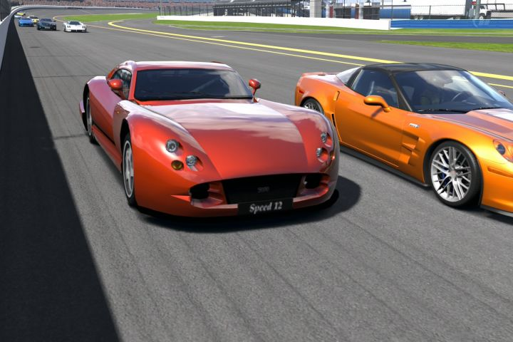 2000 TVR Speed 12 #2