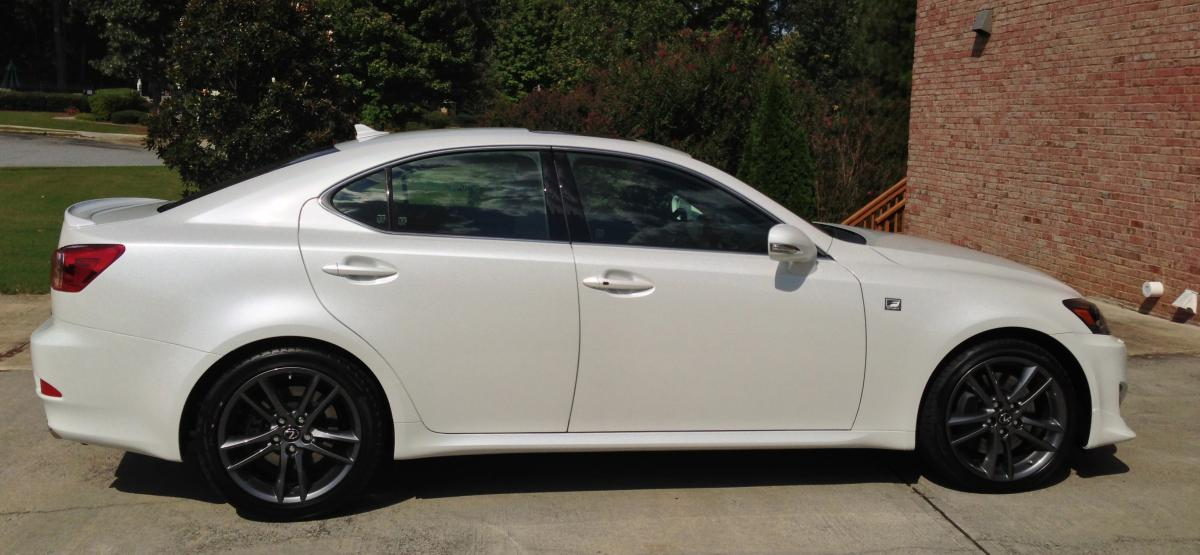 2012 Lexus Is 350 #13