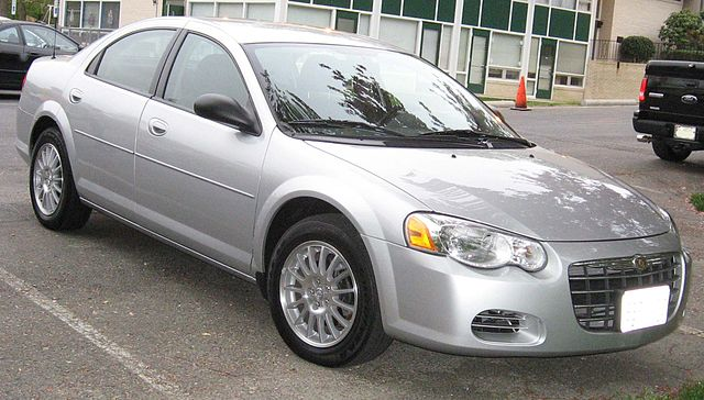 2006 Chrysler Sebring #12