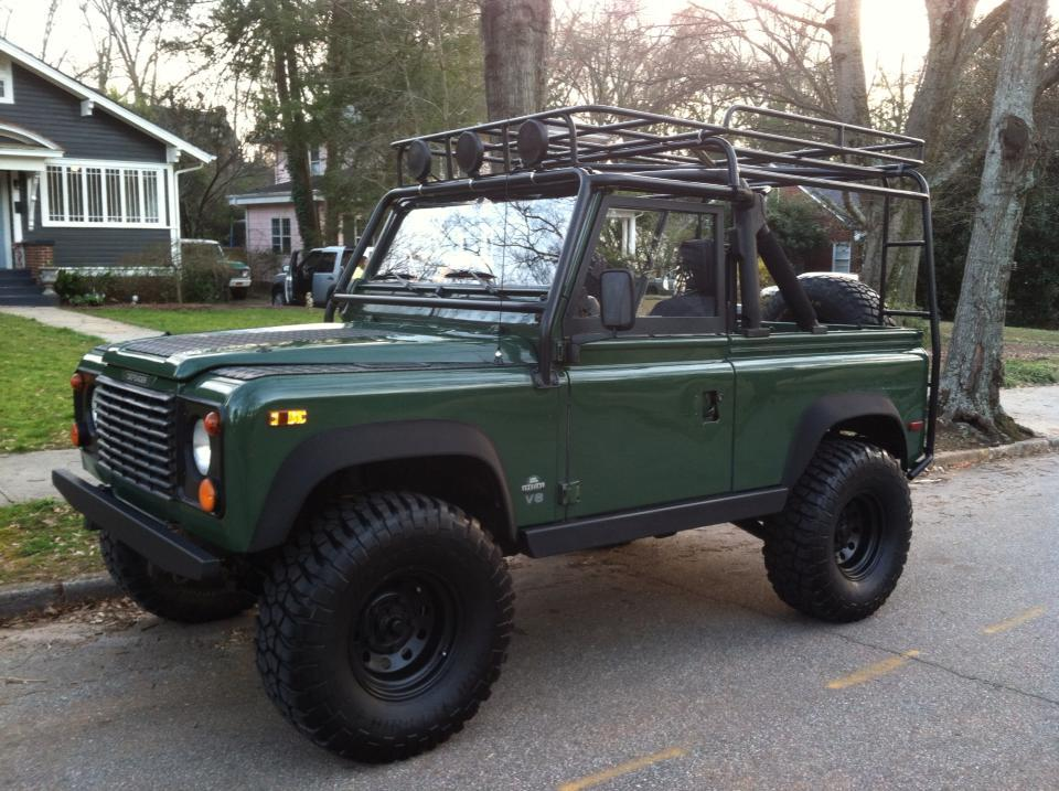1995 Land Rover Defender #5