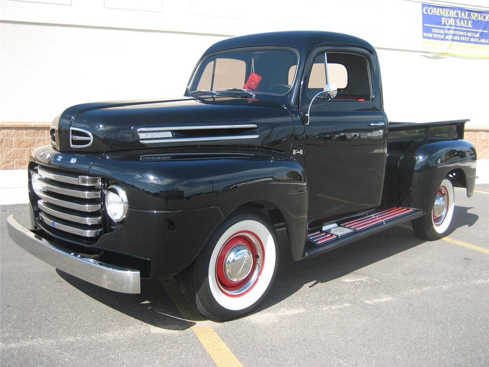 1950 Ford F #4